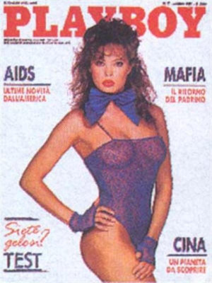Playboy Italy - July 1987