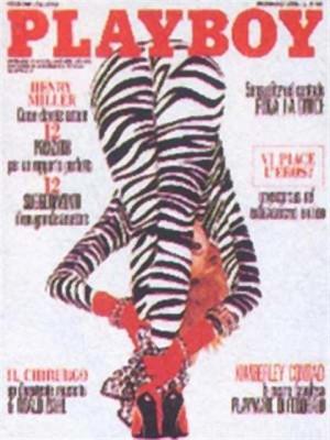 Playboy Italy - February 1988