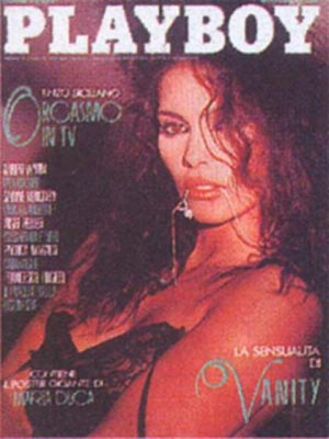 Playboy Italy - March 1988