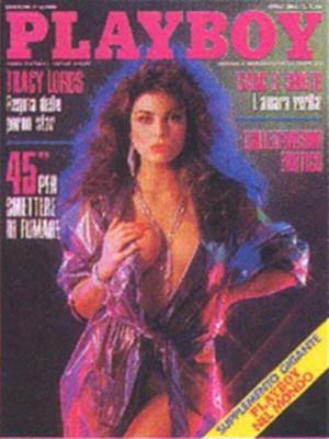 Playboy Italy - April 1988
