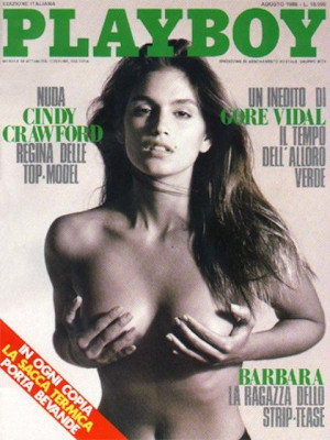 Playboy Italy - August 1988