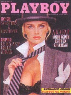 Playboy Italy - Sep 1988