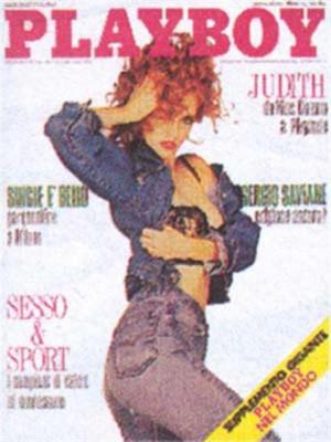 Playboy Italy - November 1988