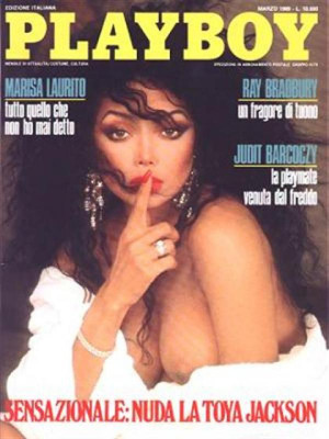 Playboy Italy - March 1989