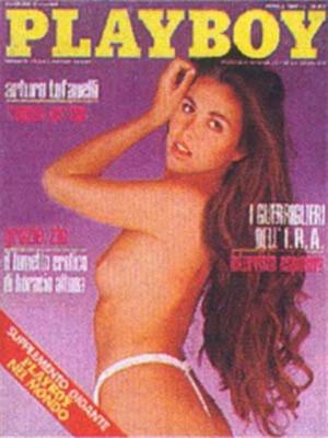 Playboy Italy - April 1989