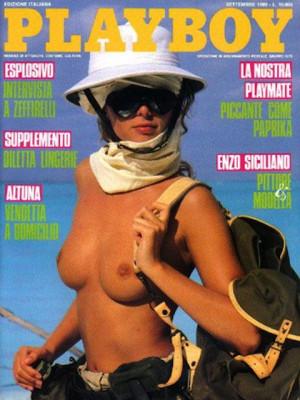 Playboy Italy - September 1989