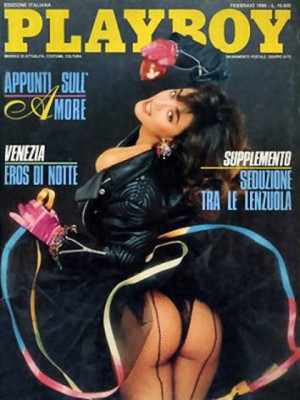 Playboy Italy - February 1990