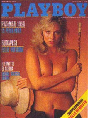 Playboy Italy - July 1990