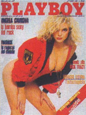Playboy Italy - October 1990