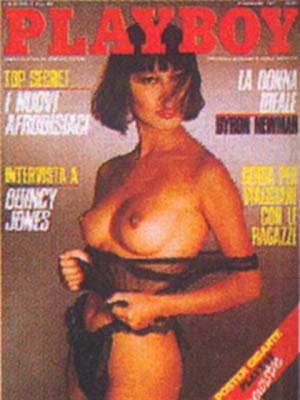 Playboy Italy - November 1990