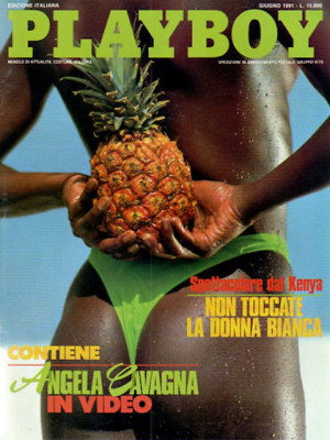 Playboy Italy - June 1991