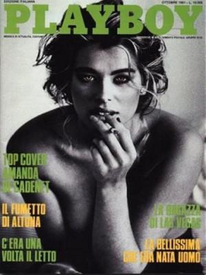 Playboy Italy - October 1991