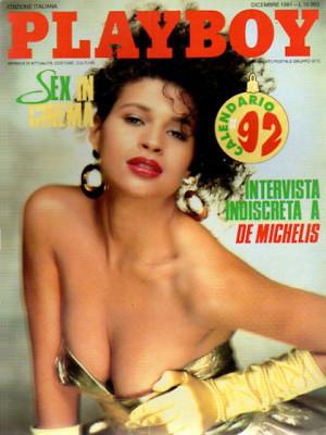 Playboy Italy - December 1991