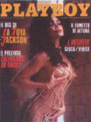 Playboy Italy - January 1992