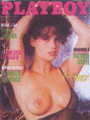 Playboy Italy - April 1992