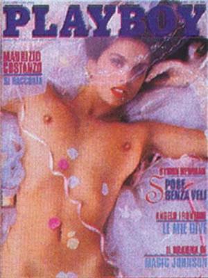 Playboy Italy - May 1992