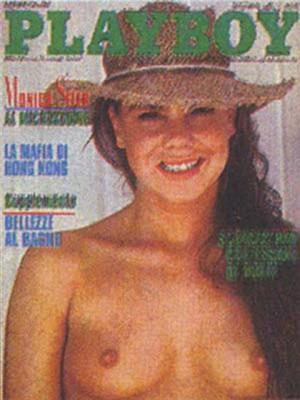Playboy Italy - September 1992