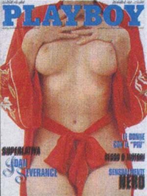 Playboy Italy - November 1992