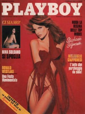 Playboy Italy - February 1993
