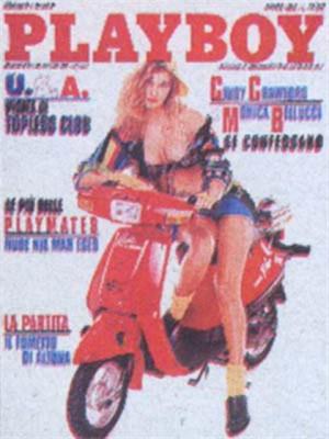 Playboy Italy - April 1993