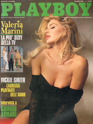 Playboy Italy - June 1993