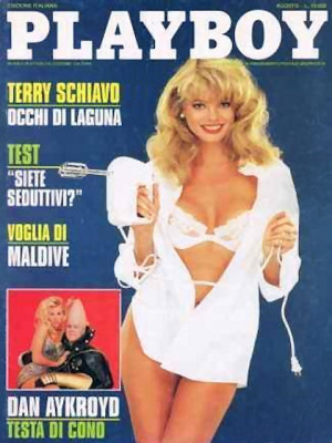 Playboy Italy - August 1993