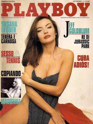 Playboy Italy - September 1993