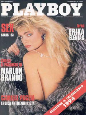 Playboy Italy - December 1993