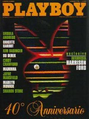 Playboy Italy - January 1994