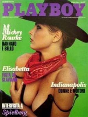 Playboy Italy - April 1994