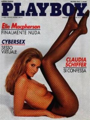 Playboy Italy - May 1994