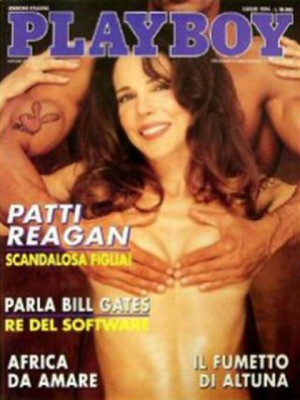 Playboy Italy - July 1994