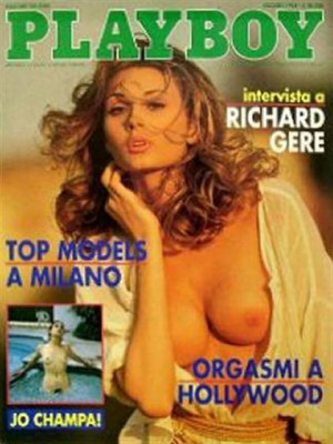 Playboy Italy - August 1994