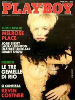 Playboy Italy - October 1994