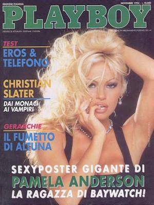 Playboy Italy - November 1994
