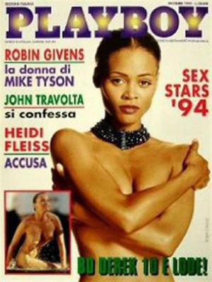 Playboy Italy - December 1994
