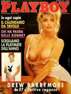 Playboy Italy - January 1995
