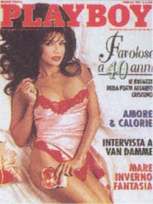 Playboy Italy - February 1995
