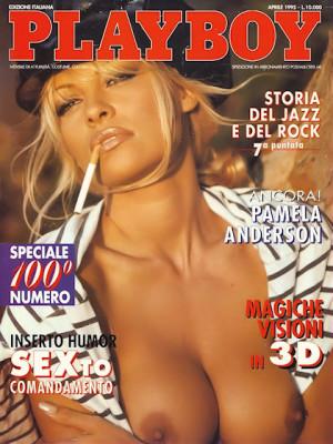 Playboy Italy - April 1995
