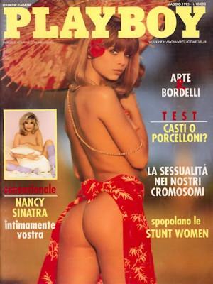 Playboy Italy - May 1995