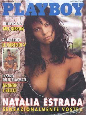 Playboy Italy - July 1995