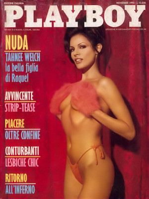 Playboy Italy - November 1995