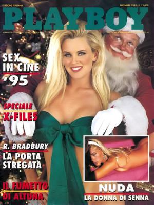 Playboy Italy - December 1995