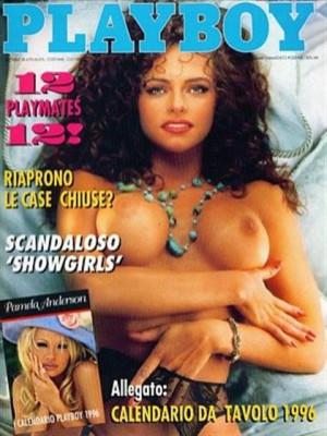 Playboy Italy - January 1996