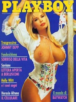 Playboy Italy - February 1996