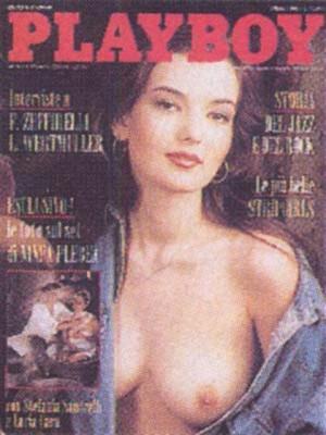 Playboy Italy - April 1996