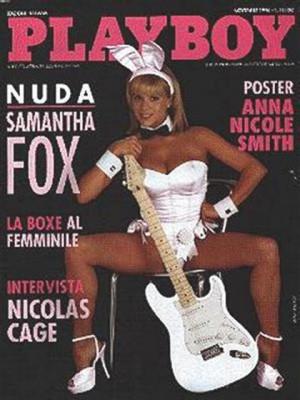 Playboy Italy - November 1996
