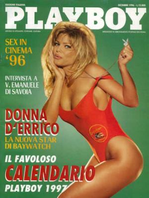 Playboy Italy - December 1996