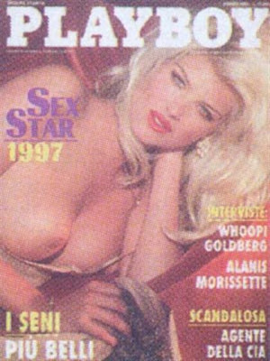 Playboy Italy - March 1997