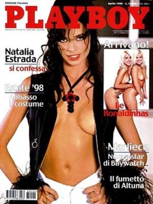 Playboy Italy - April 1998